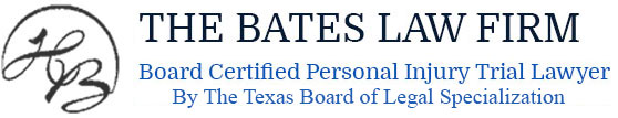 The Bates Law Firm - Personal Injury Lawyer in San Antonio -  Board Certified Personal Injury Trial Lawyer